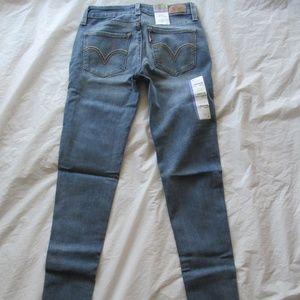 Levi's 535 Jeans 119970036 Legging Medium Blue